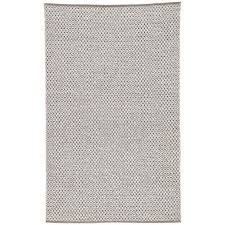 jaipur living nirvana 10 x 14 hand woven area rug in black and white rug139712