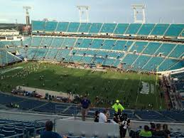 Jaguars Stadium Seating Chart Tiaa Bank Field Section 405 Home Of Jacksonville Jaguars