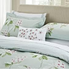 Aqua Floral Bedding | Sanderson Oleander Bed Linen at Bedeck 1951 & Aqua Floral Bed Linen ... Adamdwight.com