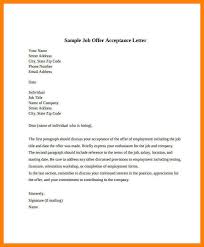 letter to accept job 12 job offer accept letter three blocks