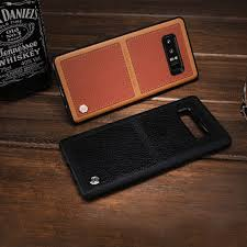 nillkin burt series business protective leather case cover