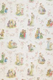 Manchester United Bedroom Wallpaper Wallpapers For Children Victoria And Albert Museum