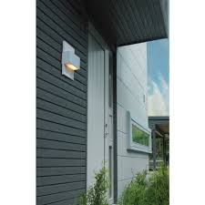 Norlys Geneve E W Outdoor Up  Down Wall Light In Painted - Up and down exterior wall lights