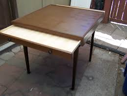 Jigsaw puzzle table/ vintage card table/ J Dooley | Things I\u0027ve RE ...