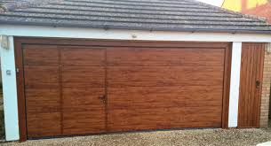 Decorating wicket door images : Sectional Garage Door Project in Warwickshire - Elite GD