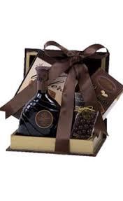 chock full of chocolate gift basket