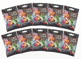 Dc Comics Dice Masters War Of Light War Of Light Dc Dice Masters Gravity Feed Boosters 10 Pack