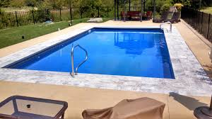 pool patio decorating ideas. Decorating: Dazzling Small Inground Pool For Comfy Outdoor . Patio Decorating Ideas