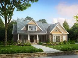 craftsman style house plans. Craftsman Style House Plans One Story Small F
