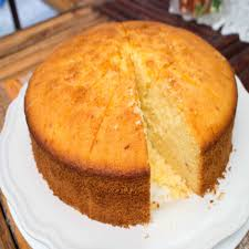 Eggless Sponge Cake Recipe How To Make Eggless Sponge Cake
