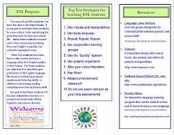 Teacher Brochure Example Teacher Brochure Example Under Fontanacountryinn Com