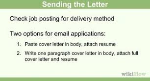 end a cover letter how do you end a cover letter