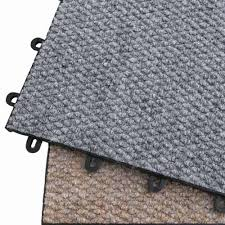 basement flooring carpet. Carpet Flex Basement Floor Tile Showing Two Tiles. Basement Flooring Carpet