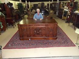 white house oval office desk. JFK+50 SITS AT THE RESOLUTE DESK White House Oval Office Desk E