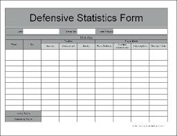 Football Scoring Sheet Free Printable Score Template Referee Sheets