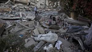 Netanyahu Orders Continued Pounding In Gaza As 600 Rockets ...