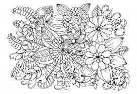 Small Picture Advanced Flower Coloring Pages 11 KidsPressMagazinecom