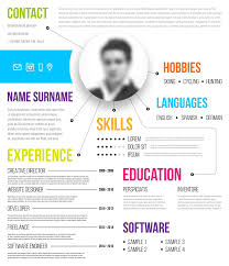 Free Resume Templates That Stand Out Free Resume Templates that Stand Out New Resume Templates 100 51