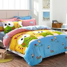 frog bedding set princess and