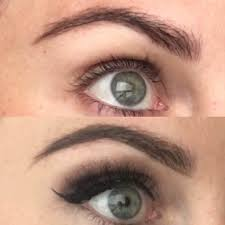 eyebrow microblading blonde hair. paleomg: my experience with microblading eyebrow blonde hair ,