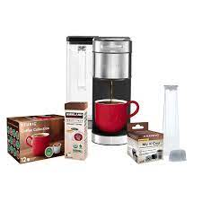 So, how does the water get hot in a keurig coffee maker? Keurig K Supreme Plus C Single Serve Coffee Maker With 15 K Cup Pods
