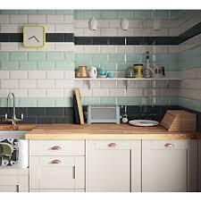 ceramic tile kitchen design. wickes metro white ceramic tile 200 x 100mm kitchen design f