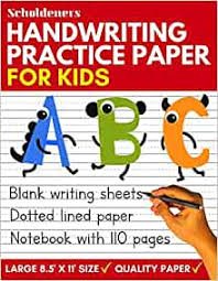 Knowing this helps you to understand what kind of layouts dot makes and how you can control them. Handwriting Practice Paper Blank Writing Sheets Notebook With Dotted Lines For Kids Preschool Kindergarten Pre K K 3 Students Scholdeners 9781090538048 Amazon Com Books