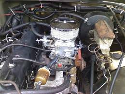 motorcraft 2100 jeep carb upgrade 258 4 2 non smog 1 08