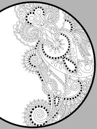 Free Printable Coloring Pages For Adults Pdf The Color Panda