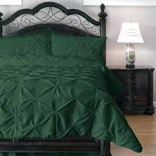 dark green velvet quilt cover comforter cad a liked on featuring home bed bath bedding comforters