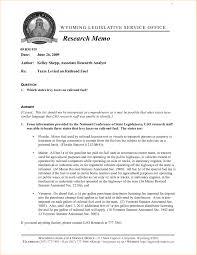 Tax Memo Format - Koto.npand.co