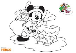 Coloriages Mickey Et Minnie Sp Cial No L Gratuits Sur Le Blog De