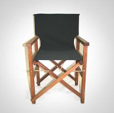 sou wester directors folding chair