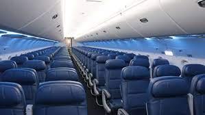 delta dal economy flight seats to