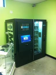 "Closest Vending Machine Enchanting ATWATER VILLAGE'S NEW MARIJUANA SHOP BOASTS A ""POT VENDING MACHINE"