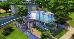 Small Picture The Sims 4 Building Challenge Container House Sims Online