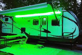 Boogey Lights For Rv Boogey Lights Hi Intensity Led Awning Light For Rvs