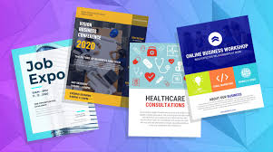 Handout Designs 35 Marketing Brochure Examples Tips And Templates Venngage