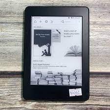 Máy Nhật Cũ] Máy Đọc Sách Kindle Paperwhite Gen 3 7th Code 84062