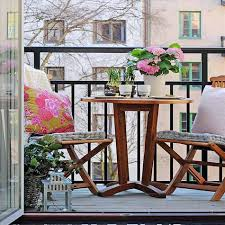 small balcony furniture ideas. A Balcony Shelternessrhshelternesscom Smart Small Dining Room Furniture Ideas For Great