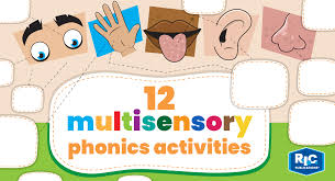 With a song for each letter of the alphabet and several review songs, learning the abcs has never been more simple or fun. 12 Multisensory Phonics Spelling Activities