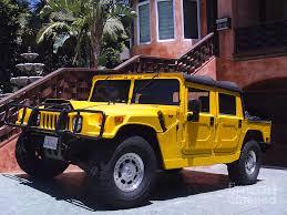 hammer car. yellow photograph - hammer car by sofia metal queen ,