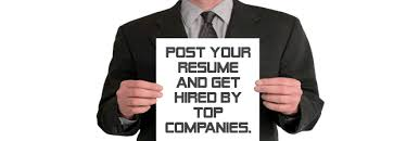 fast jobspost your resume