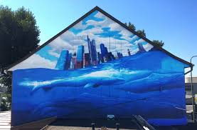 hire our artists to give you some wall painting ideas have a colorful mural a beautiful abstract painting on canvas or