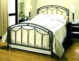cast iron bed frame king – historyfactsdaily.co