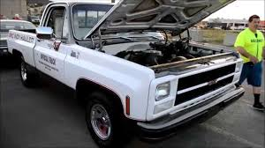 RARE 1980 GMC PICKUP INDY 500 PACE TRUCK - YouTube