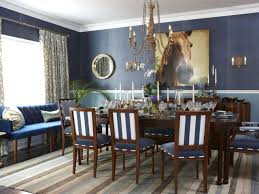 Nice Dining Room Two Tone Paint Ideas Dining Room Paint Ideas Part 15