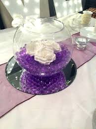 Fish Bowl Decorations For Weddings Fish Bowl Decoration Ideas For Weddings Best Centerpieces On 93