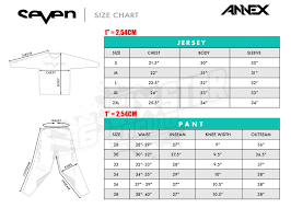 2018 Seven Mx Annex Ignite Gear Kit Coral Navy Sixstar Racing