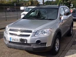 Chevrolet Captiva LS 2.5L | in London | Gumtree